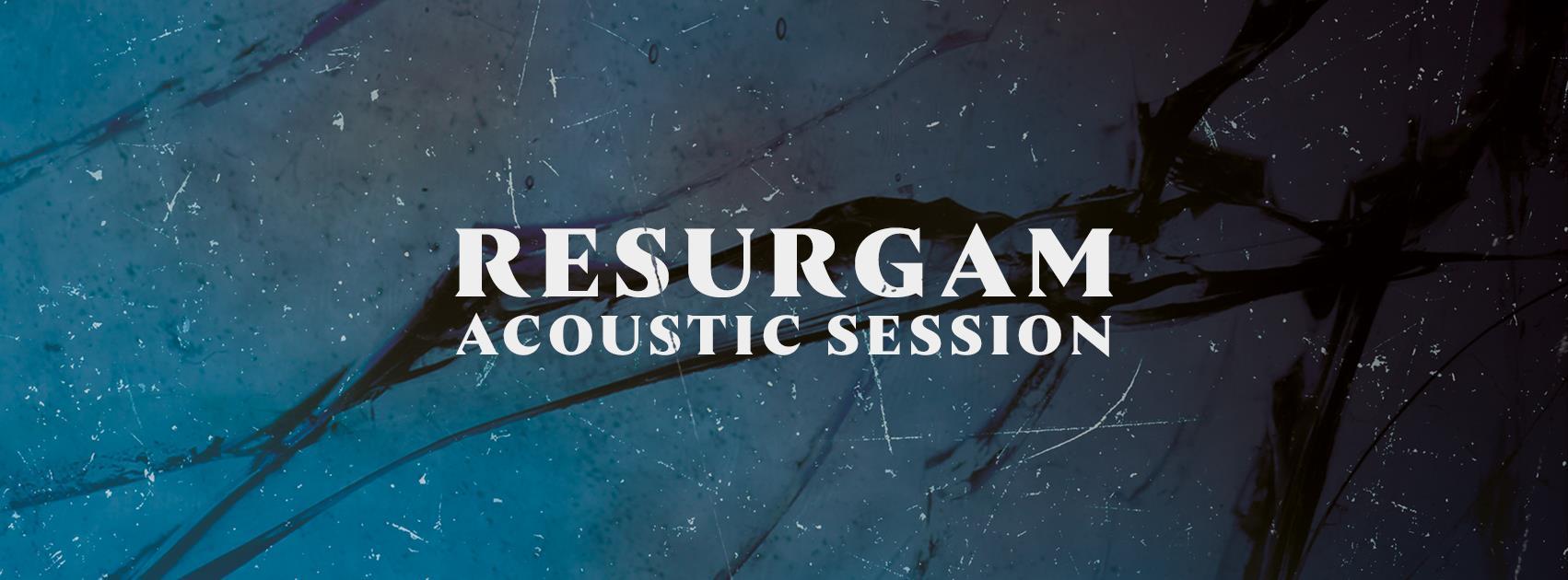 """Grupė """"Fink"""" pristato naują įrašą – akustinę albumo """"Resurgam"""" sesiją"""