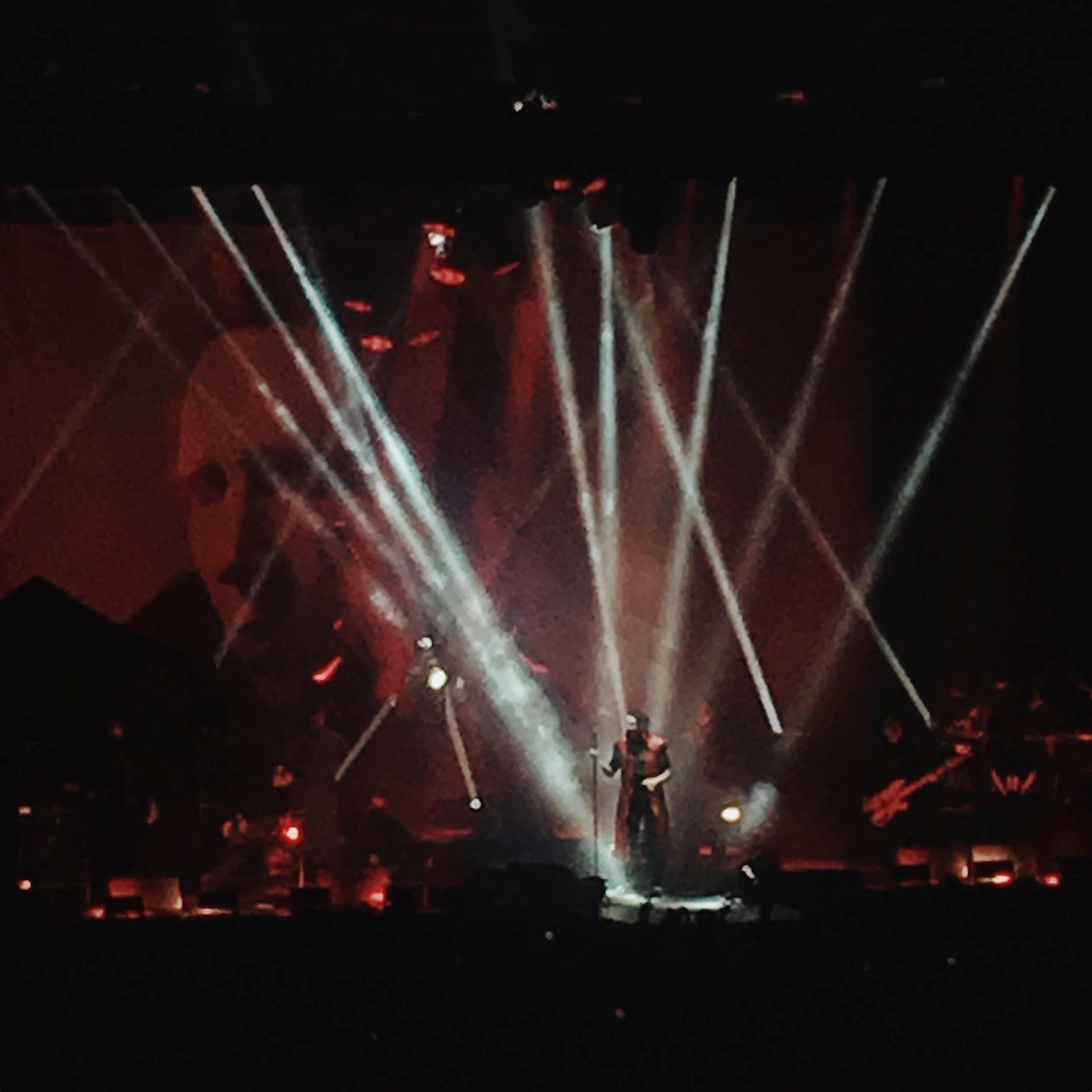 Marilyn Manson koncertas Helsinkyje: 80 minučių rojaus aukštyn kojomis