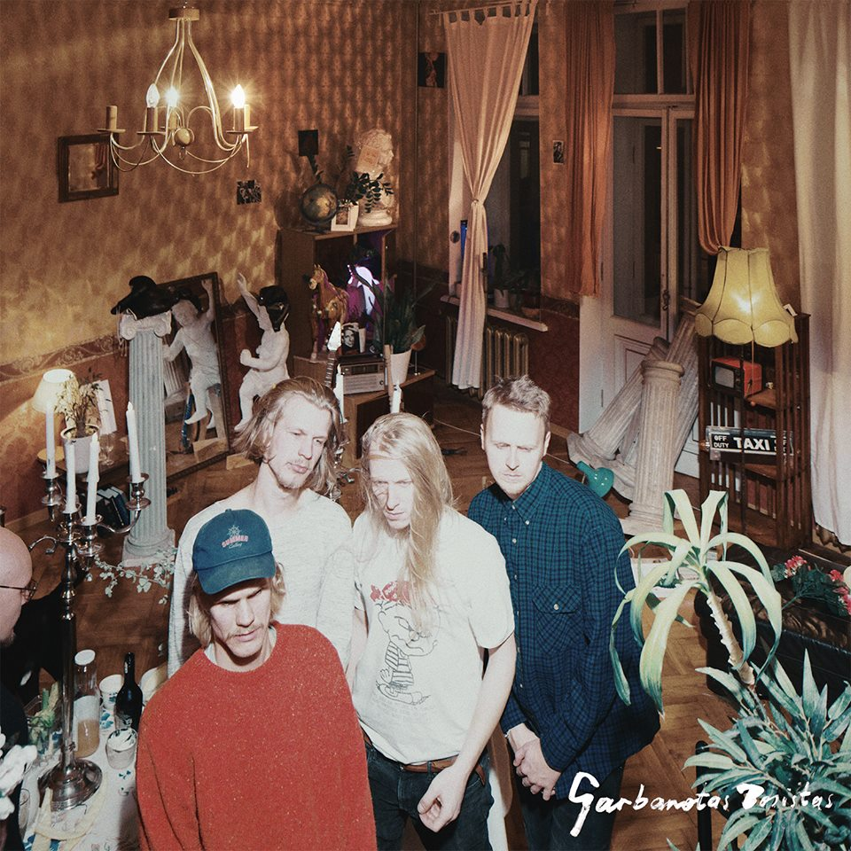 """Naujas Garbanoto Bosisto albumas """"Room For You"""" – jau internete"""