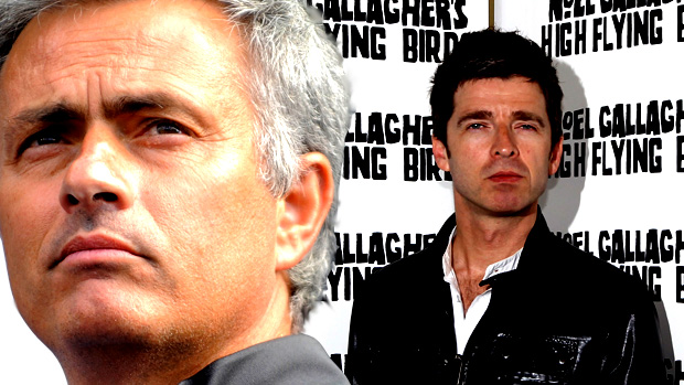 Galagher Mourinho