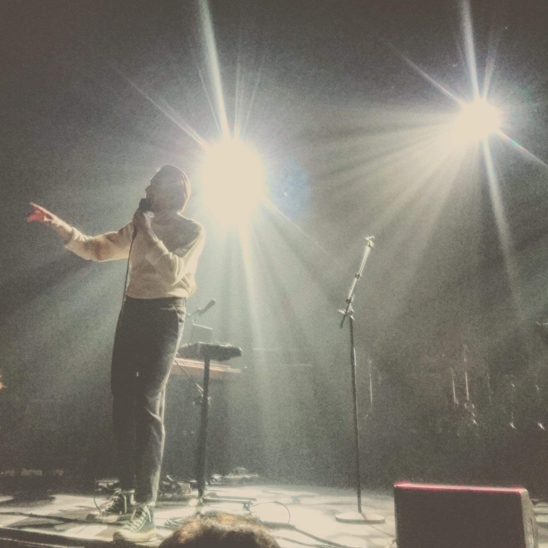 """Paskutinis """"Wild Beasts"""" koncertas Dubline (nuotr. Paulius Skirkevičius_"""