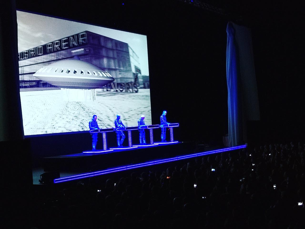 """""""Kraftwerk"""" pasirodymas Kaune (nuotr. Vaidas Stackevičius)"""