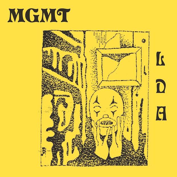 """Meilės laiškas MGMT """"Little Dark Age"""""""
