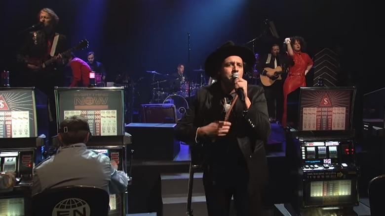 Arcade Fire_SNL