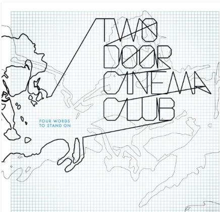 Perklausykite naują Two Door Cinema Club EP