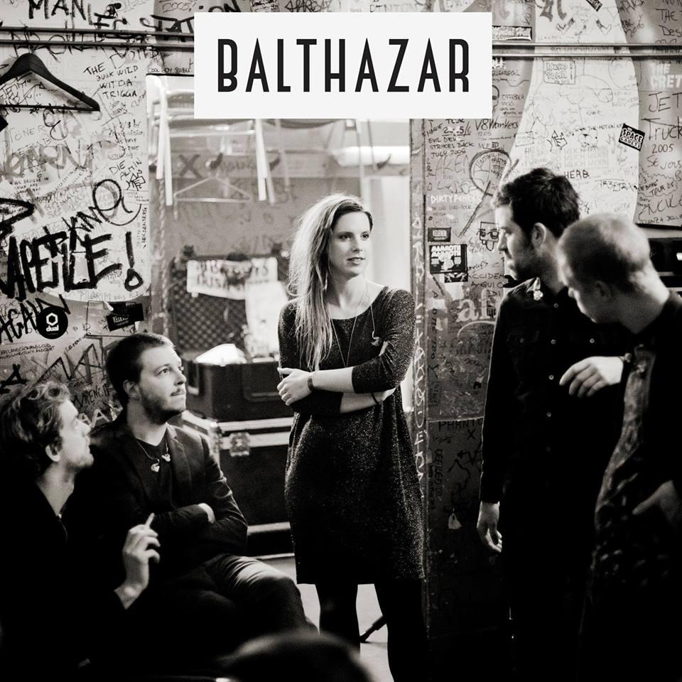 """Grupę """"Balthazar"""" palieka viena jos įkūrėjų"""