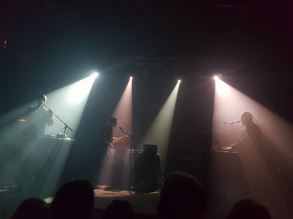 """Low Roar"" koncerto Vilniuje akimirka. manomuzika.lt nuotrauka"