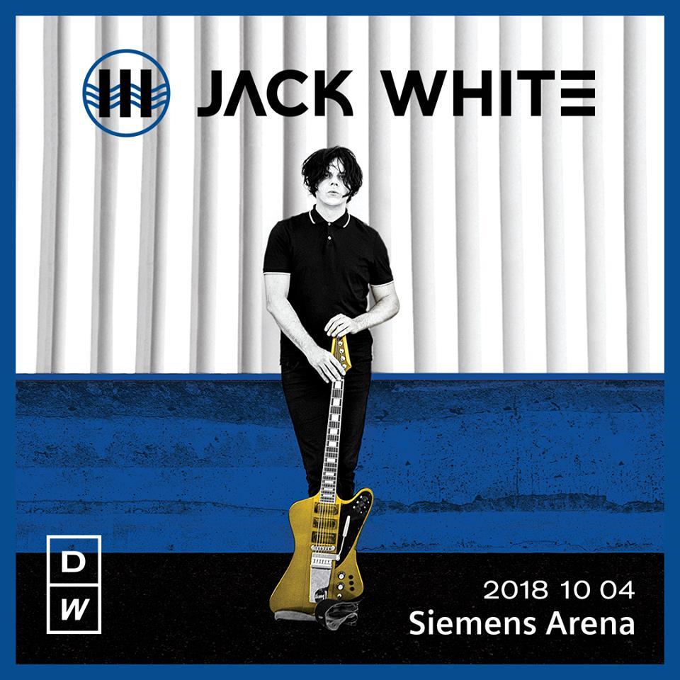 Jack White Vilnius