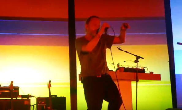 Koncerto apžvalga: Thom Yorke Londone:  vieno žmogaus triumfas