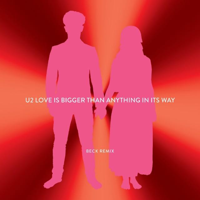 Beckas remiksavo U2 dainą