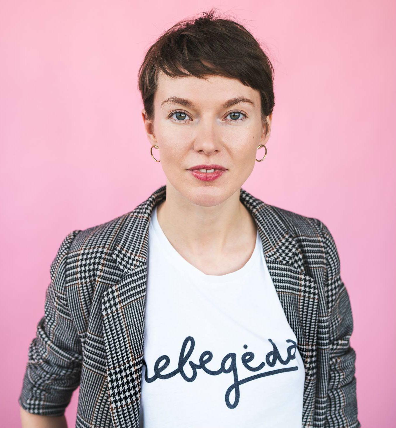 Beata Tiškevič (nuotrauka Ugnė Henriko)