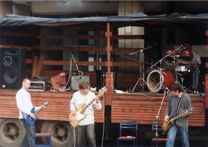 90-uju vidurys koncertas priekaboje