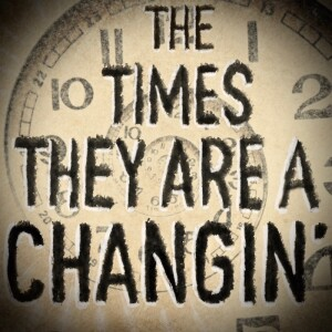 "Neil Young koverio ""The Times They Are a Changin'""vizualas"