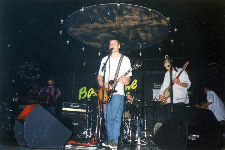 Koncertas Duisburge, 1995 m.