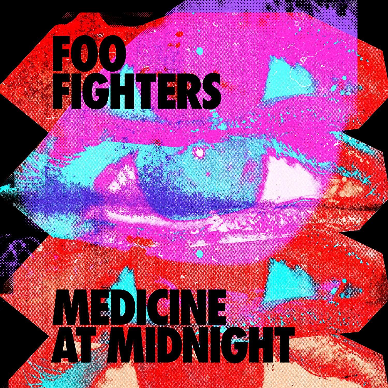 """""""Foo Fighters"""" albumo """"Medicine at Midnight"""" viršelis"""