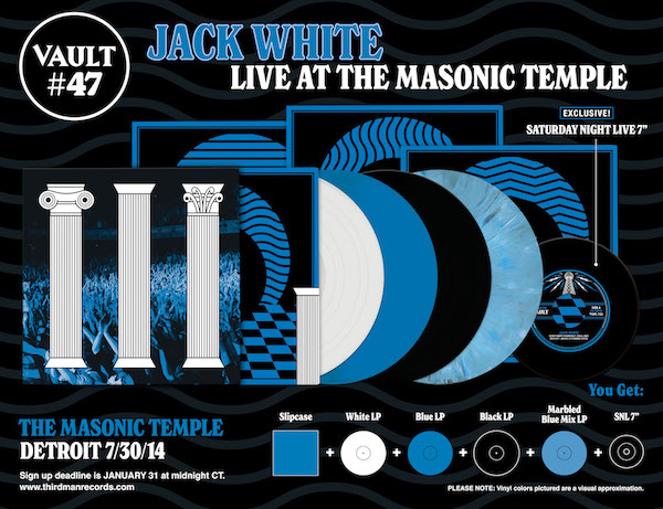 Jack White Vault
