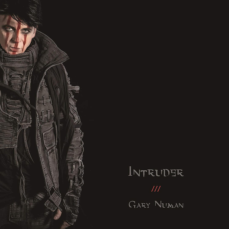 "Gary Numan albumo ""Intruder"" viršelis"