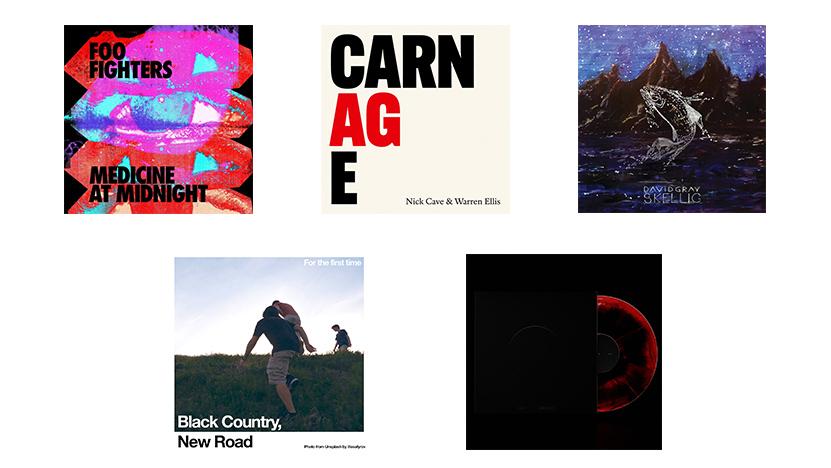 Albumai, kuriuos išgirsti būtina: vasaris, 2021