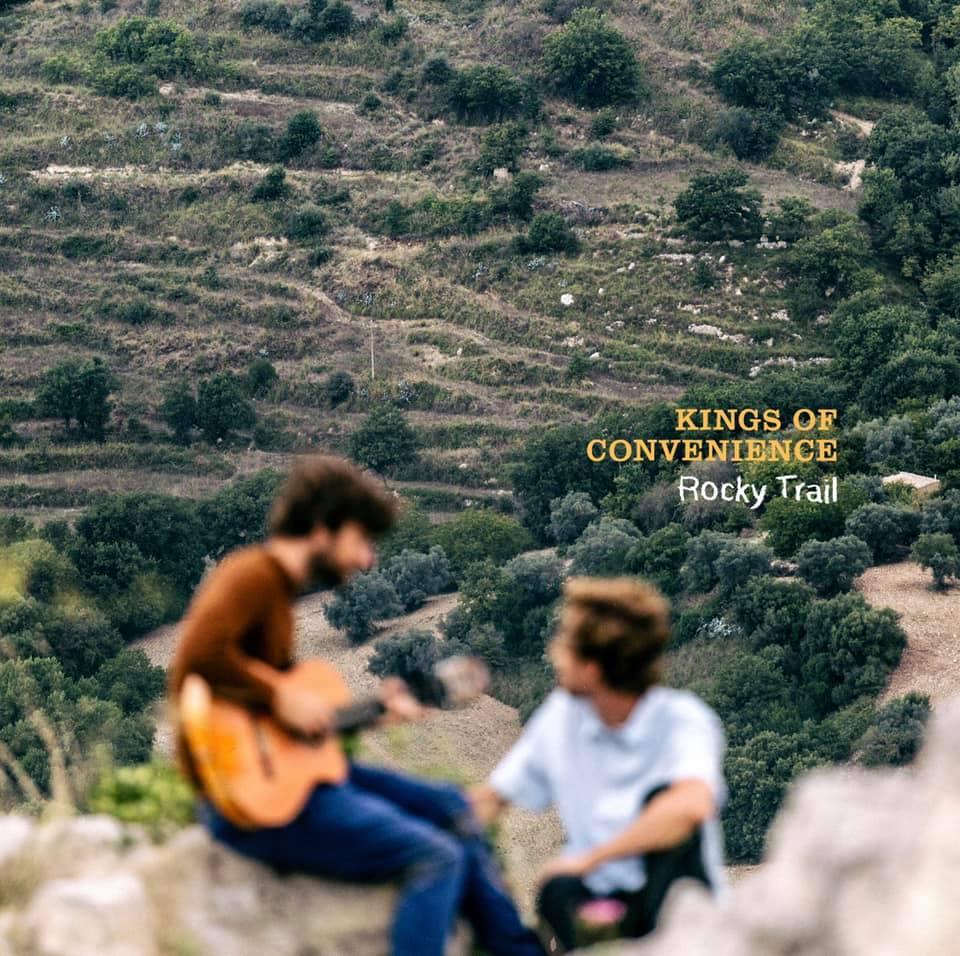 """Po 12 metų pertraukos  """"Kings of Convenience"""" išleido naują dainą"""
