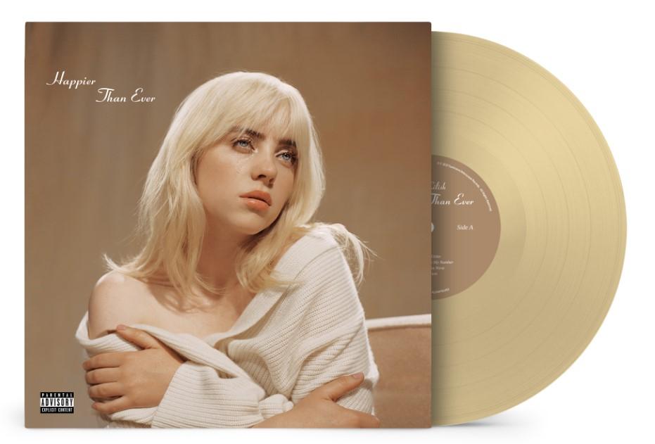 Vasarą – naujas Billie Eilish albumas