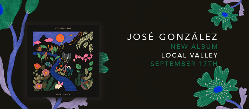 Naujas José González albumas – rugsėjį