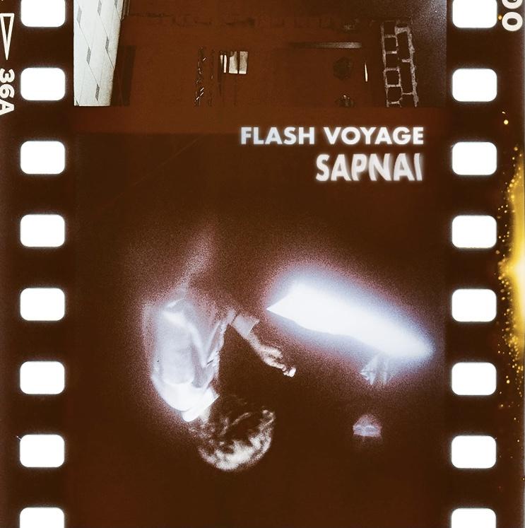 """Naujas grupės """"Flash Voyage"""" kūrinys ir būsimas vinilas"""