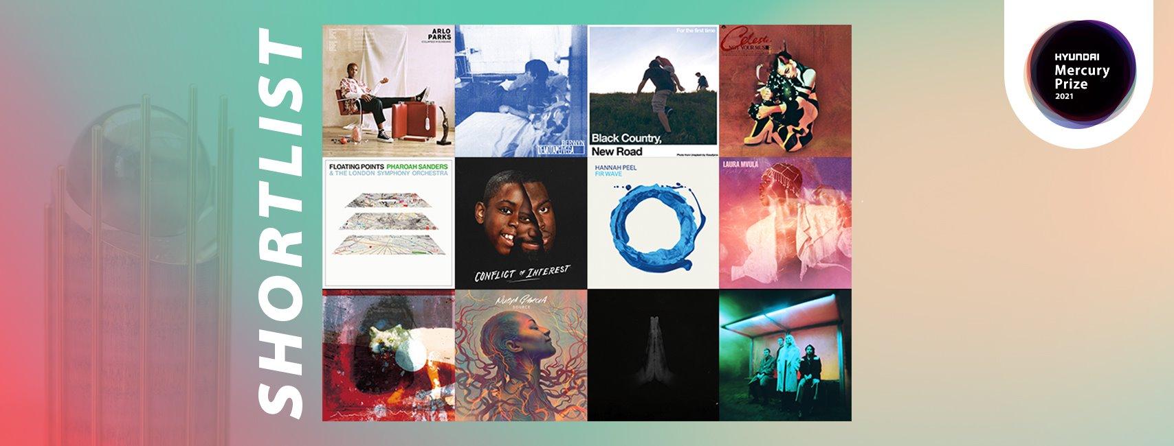 Atskleistas pretenduojančių į Mercury Prize albumų dvyliktukas