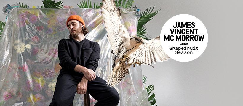 """Pasirodė naujas James Vincent McMorrow albumas """"Grapefruit Season"""""""