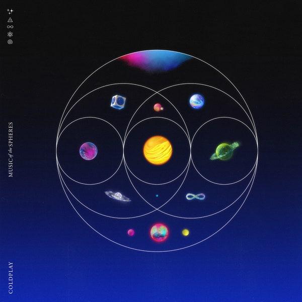 """""""Coldplay"""" išleido naują albumą!"""