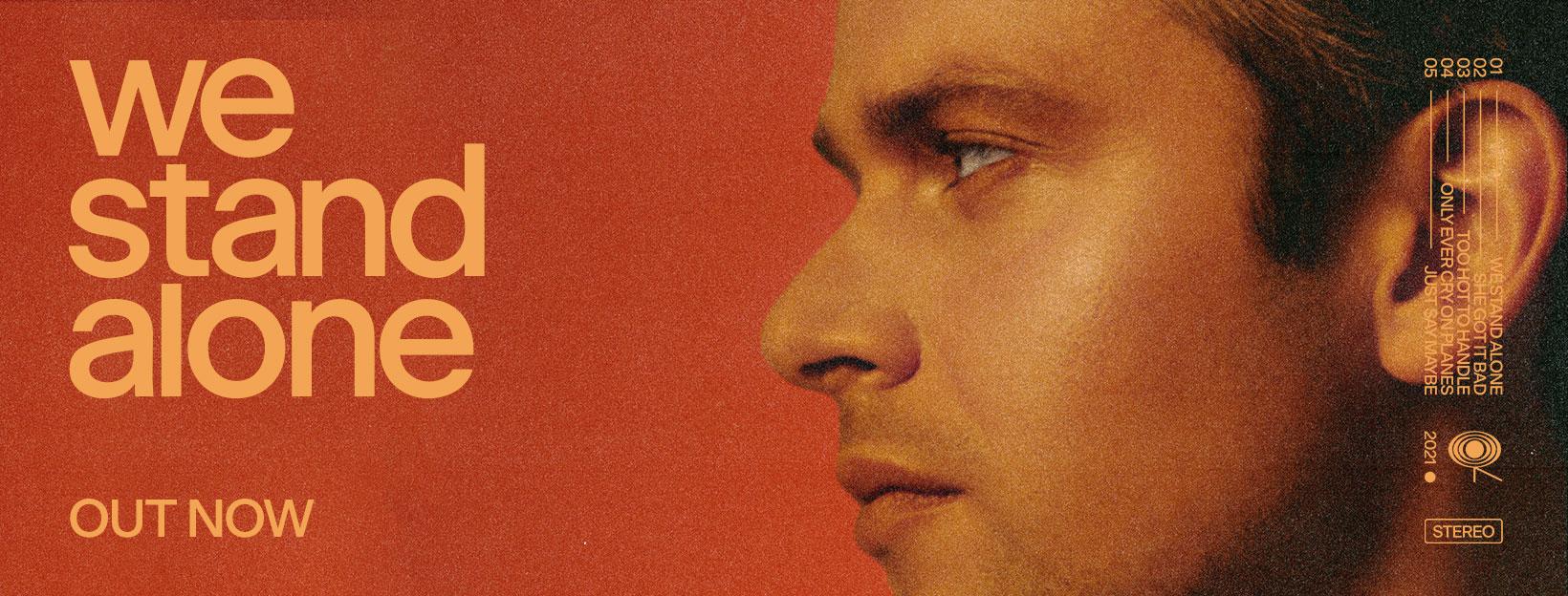 Muzikali pasaka naujame, mažai kam pažįstamo George'o Cosby EP