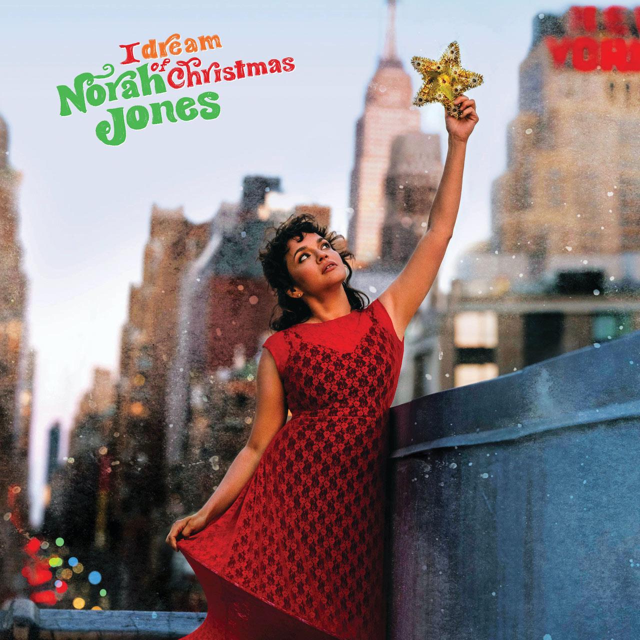 Norah Jones išleido pirmąjį kalėdinių dainų albumą (perklausykite)
