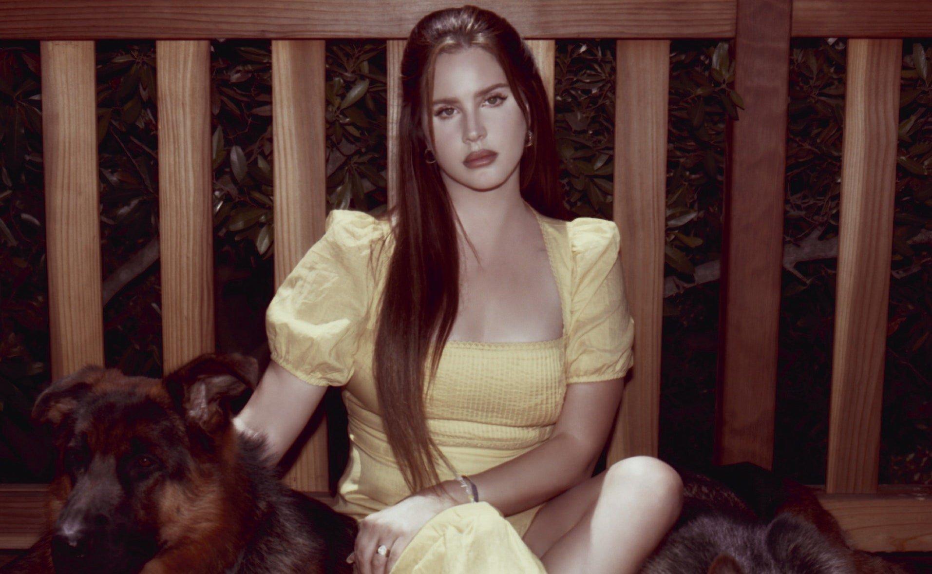 Lana Del Rey išleido jau antrą studijinį albumą šiais metais