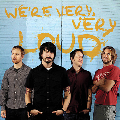 """25 metai su """"Foo Fighters"""" ir nauja dokumentika"""