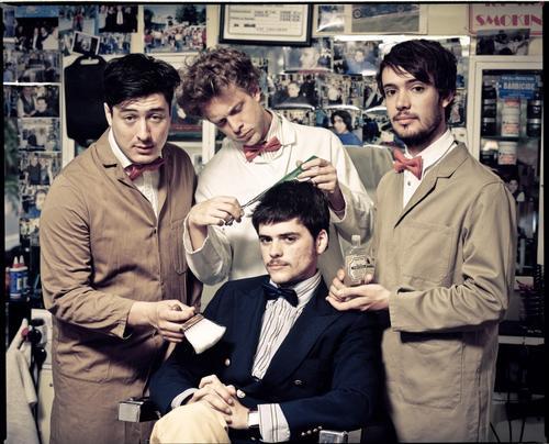 Mumford and Sons (nuotr. grupės archyvo)