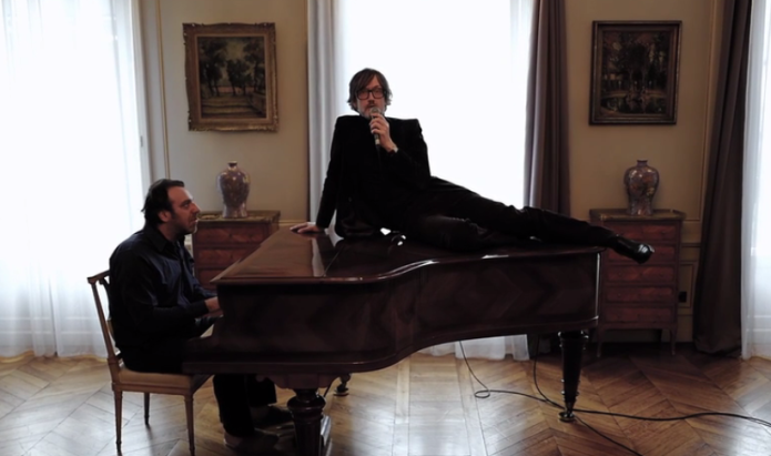chilly gonzales / jarvis cocker
