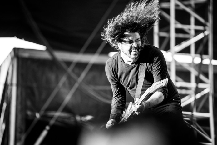 Foo Fighters (nuotr. Nendrė Žilinskaitė)