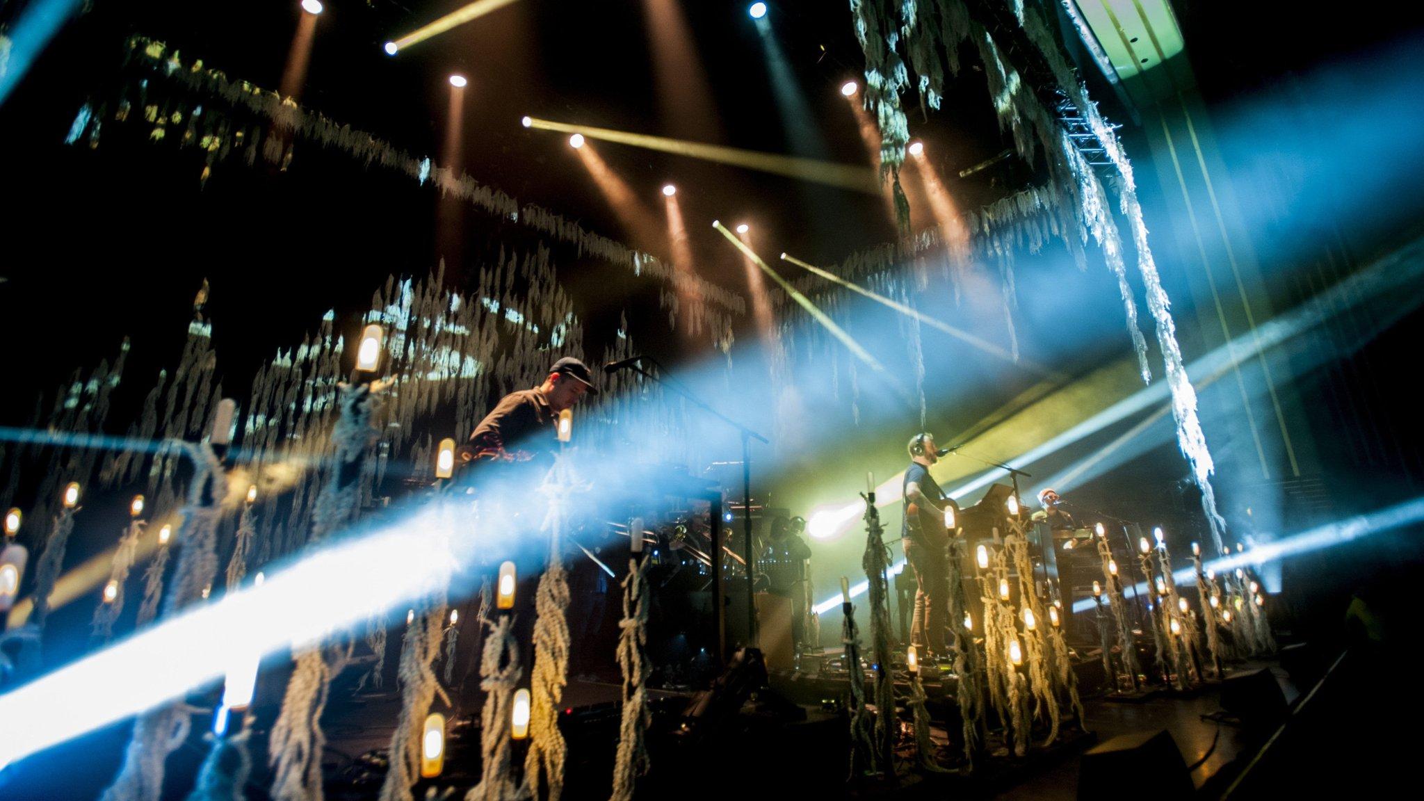 Bon Iver koncertas Londone: gimtadienis, kurio neįmanoma pamiršti