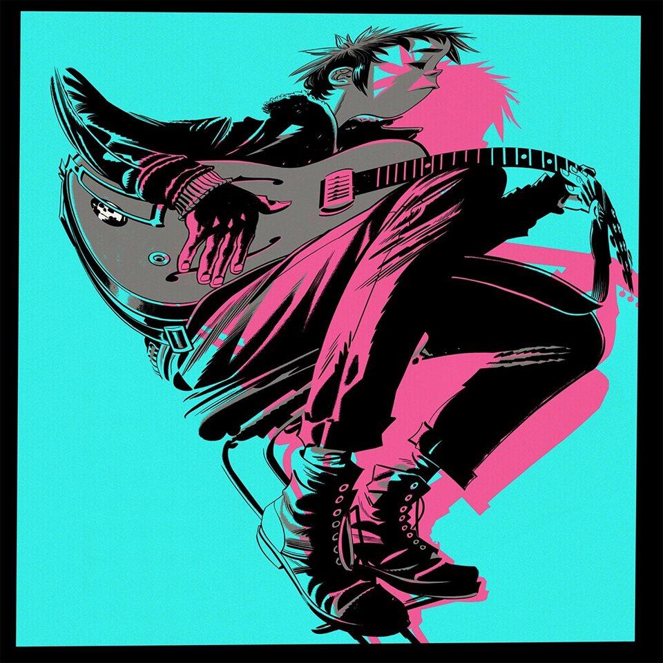 Perklausykite naują Gorillaz albumą
