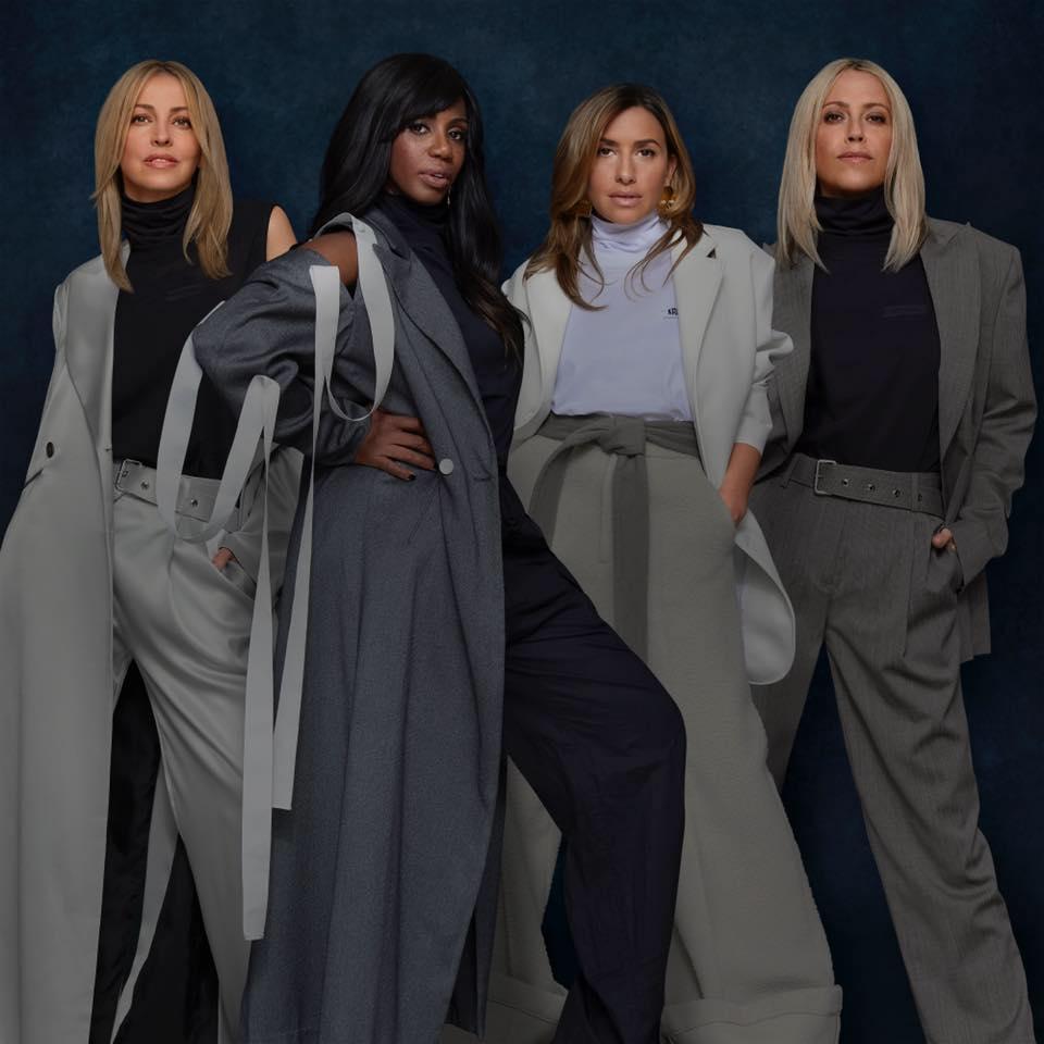 Į muzikos pasaulį sugrįžusi merginų grupė All Saints pristato naują albumą