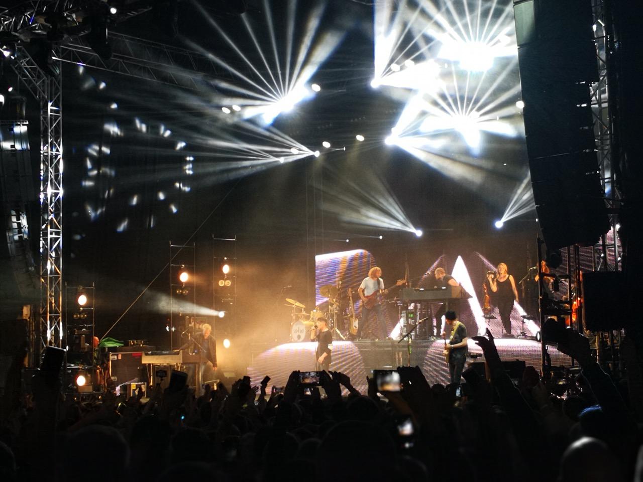 """""""a-ha"""" Trakuose: geriausias grupės koncertas Lietuvoje"""