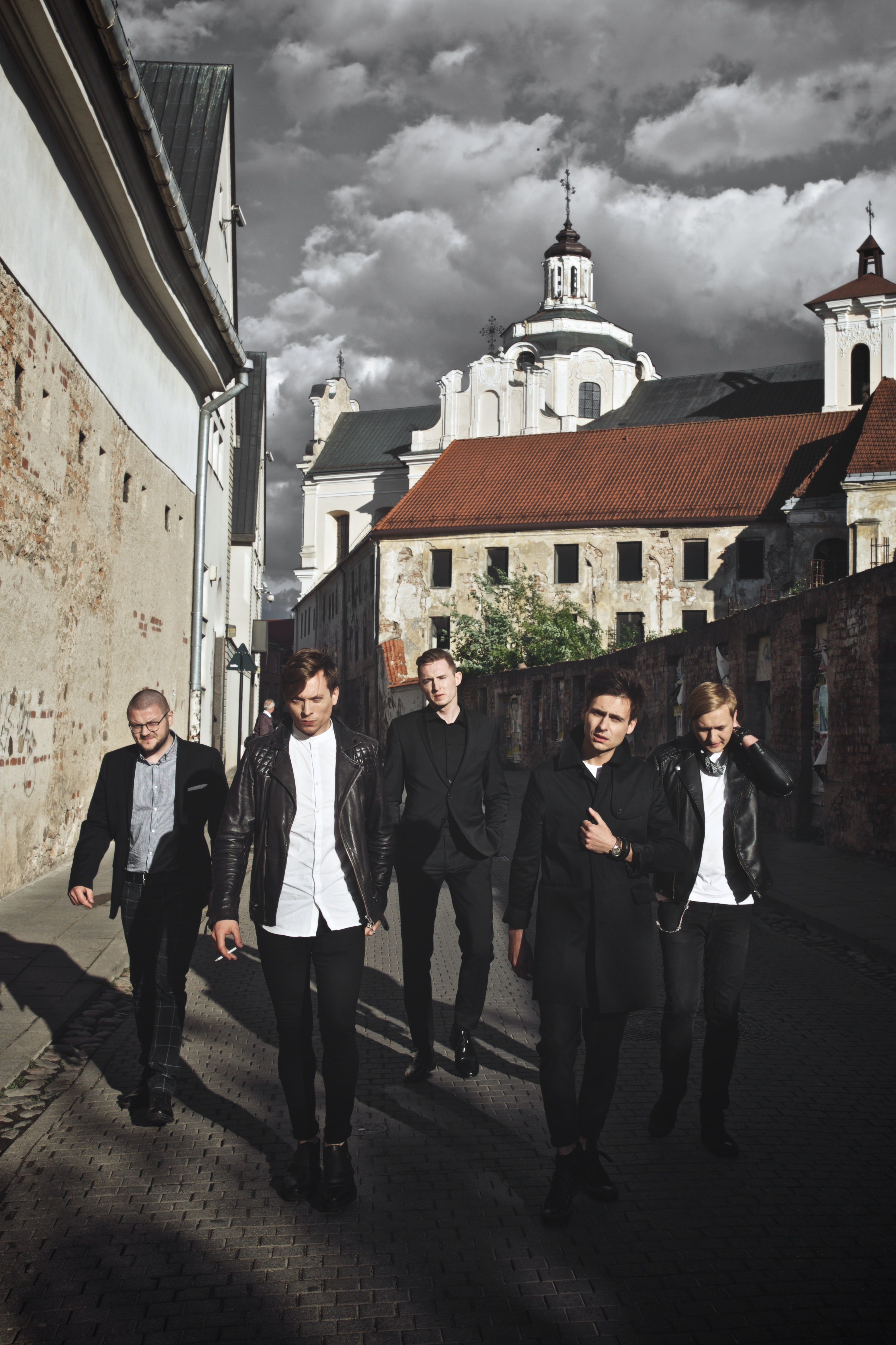 Colours of Bubbles: Koncertas Trakų pilyje yra dar vienas puikus mūsų ilgo darbo rezultatas