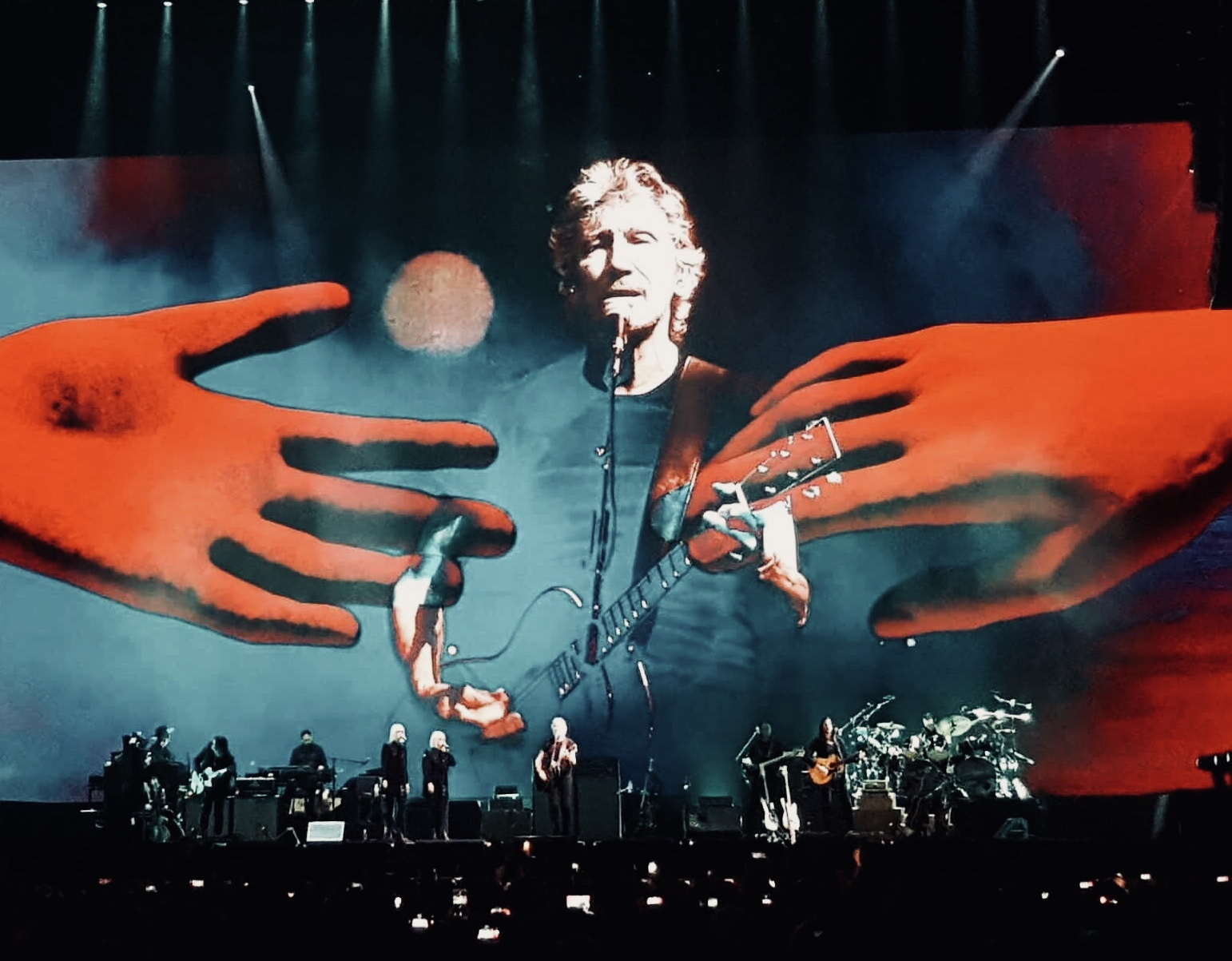 Roger Waters Kaune: Dievas, pusė svajonės ir kelionė muzikos istorijos keliais