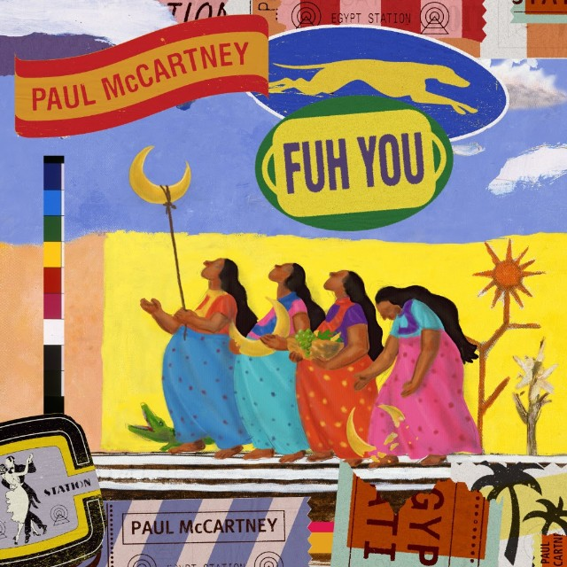 Paul McCartney - Fuh You