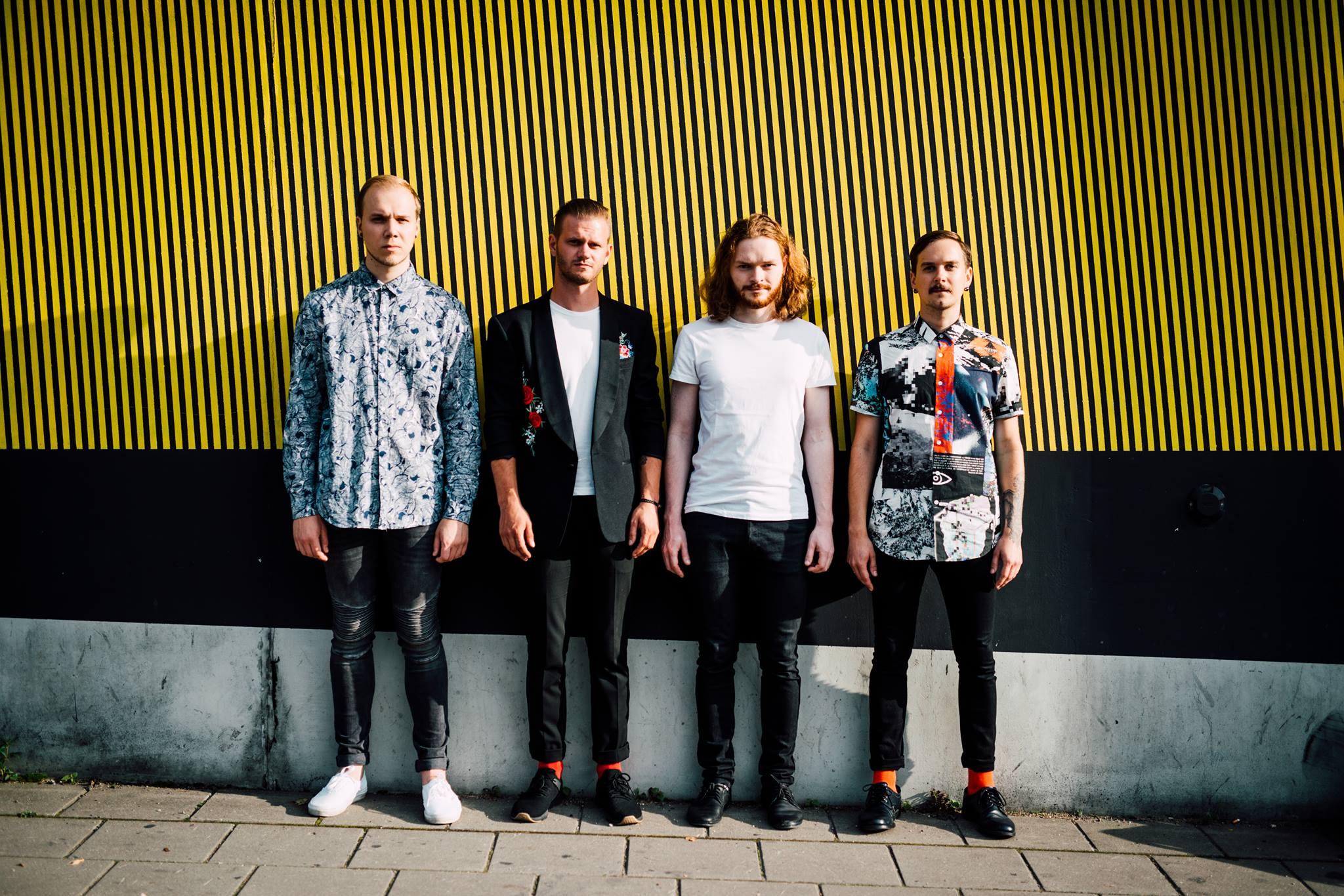 Deeper Upper pristato naują dainą ir praneša apie pokyčius grupės sudėtyje