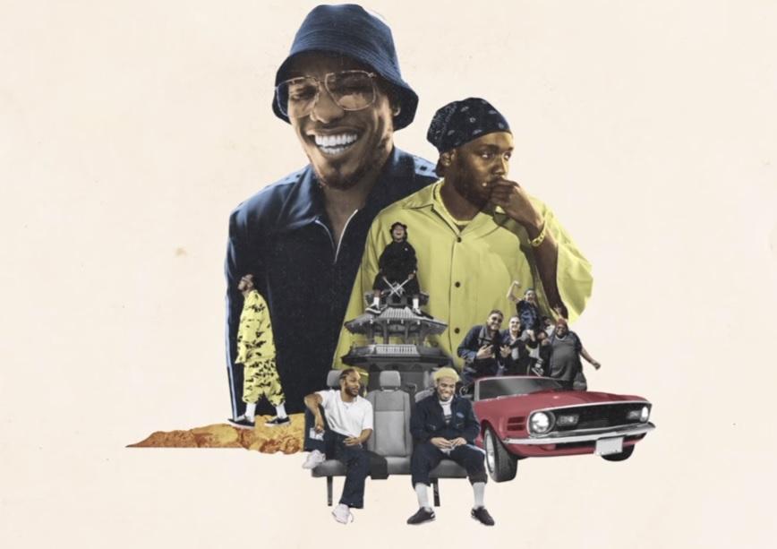 Anderson .Paak ir Kendrick Lamar suvienijo pajėgas bendrai dainai