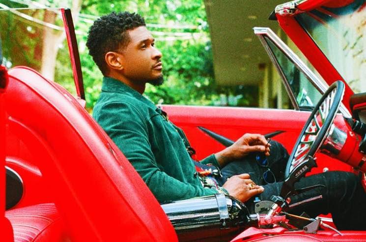 Netikėtai naują albumą išleido R&B ikona Usheris