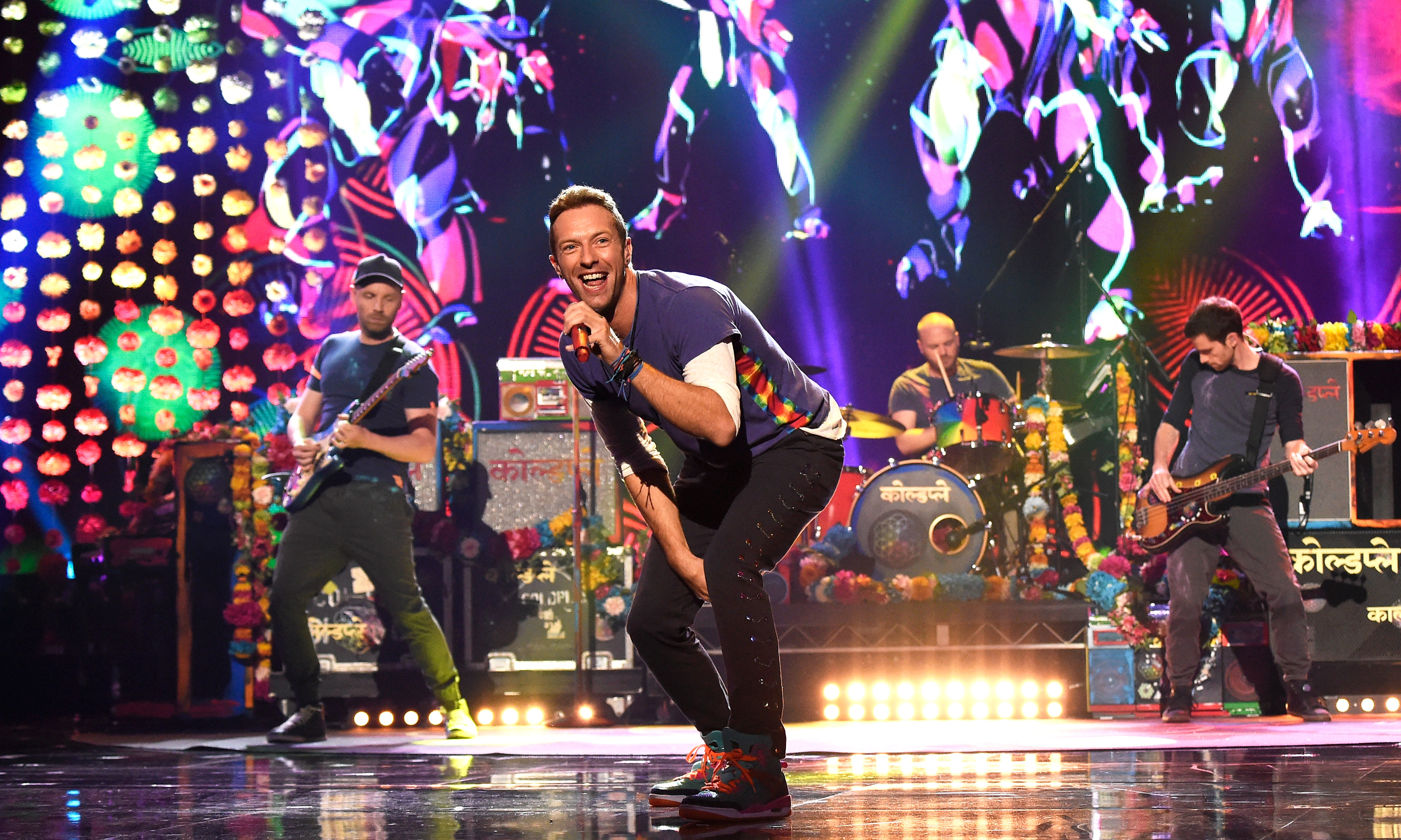 Coldplay filmas A Head Full Of Dreams: kai svajonė tampa gyvenimu
