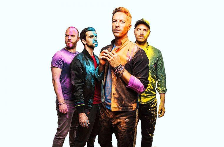 """Naujas """"Coldplay"""" albumas – spalio viduryje"""