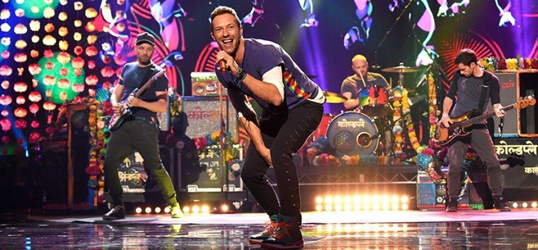 """Kitą mėnesį – naujas """"Coldplay"""" albumas?"""