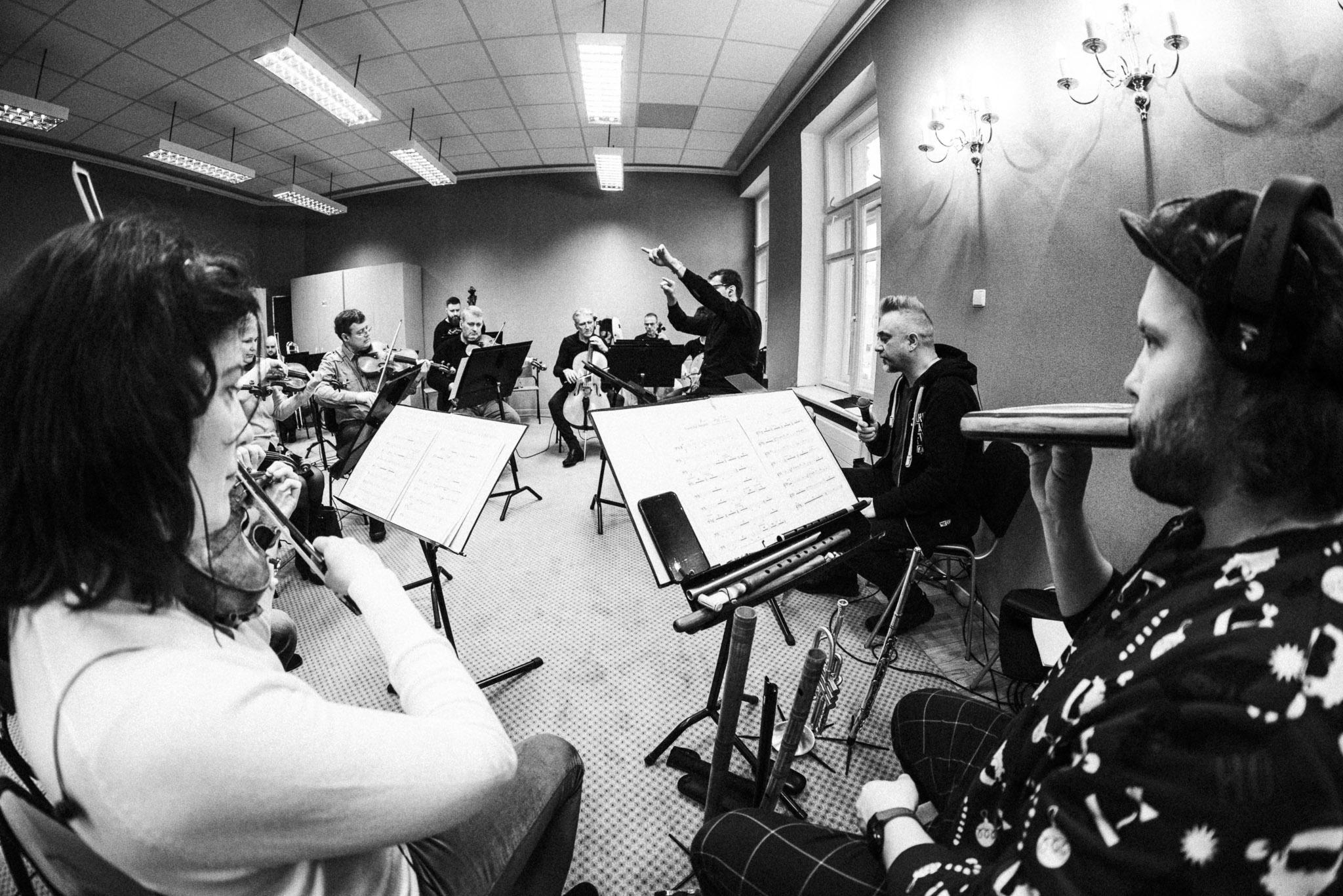 Andrius Mamontovas – pakeliui į garsiąją Abbey Road studiją